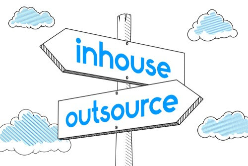 inhouse outsourcing